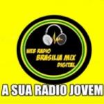 Logo da emissora Rádio Brasilia Mix Digital