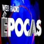 Logo da emissora Web Rádio Épocas