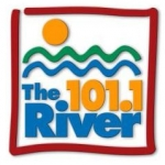 Logo da emissora Radio WVRE The River 101.1 FM
