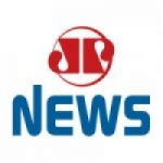 Logo da emissora Rádio Jovem Pan News 750 AM