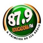 Logo da emissora Rádio Educadora Patuense 87.9 FM
