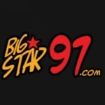 Logo da emissora Big Star 97 FM