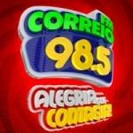 Logo da emissora Rádio Correio Porto Real 98.5 FM