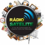 Logo da emissora Rádio Satélite