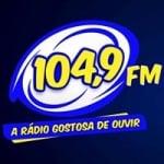 Logo da emissora Rádio São Francisco 104.9 FM