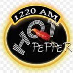 Logo da emissora Hot Pepper 1220 AM