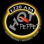Logo da emissora Hot Pepper 1220 AM