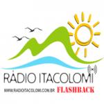 Logo da emissora Rádio Itacolomi