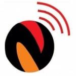 Logo da emissora Rádio Noroeste  105.9 FM
