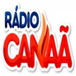 Logo da emissora Rádio Canaã 91.3 FM