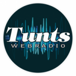 Logo da emissora Tunts Webrádio