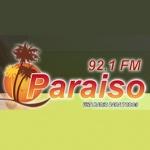 Logo da emissora Radio Paraiso FM 92.1