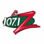 Logo da emissora La Z 107.1 FM