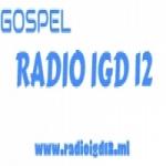 Logo da emissora Rádio IGD