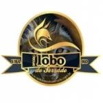 Logo da emissora Rádio Lobo do Serrado