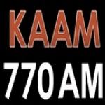 Logo da emissora KAAM 770 AM