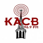 Logo da emissora KACB 96.9 FM