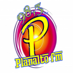 Logo da emissora Rádio Planalto 98.3 FM