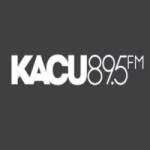 Logo da emissora KACU 89.7 FM