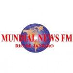 Logo da emissora Mundial News FM