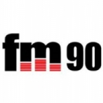 Logo da emissora KACV 89.9 FM