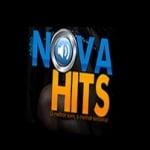 Logo da emissora Rádio Nova Hits