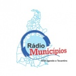 Logo da emissora Rádio Municípios