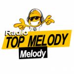 Logo da emissora Rádio Top Melody