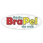 Logo da emissora Rádio BraPel