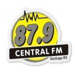 Logo da emissora Rádio Central 87.9 FM