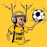 Logo da emissora Stones Live
