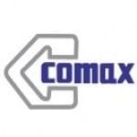 Logo da emissora Rádio Comax