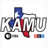 Logo da emissora KAMU 90.9 FM A&M University
