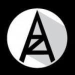 Logo da emissora Rádio Antena Zero