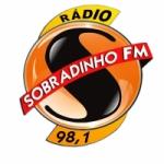 Logo da emissora Rádio Sobradinho 98.1 FM