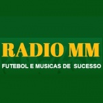Logo da emissora Rádio MM
