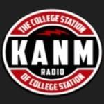 Logo da emissora KANM 99.9 FM