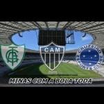 Logo da emissora Minas Com A Bola Toda
