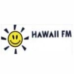 Logo da emissora Hawaii FM