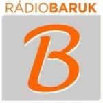 Logo da emissora Rádio Baruk FM