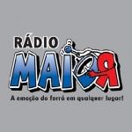 Logo da emissora Rádio Maior