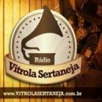Logo da emissora Rádio Vitrola Sertaneja