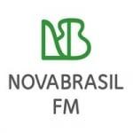 Logo da emissora Rádio Nova Brasil FM 90.1