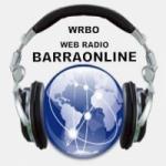 Logo da emissora Web Rádio Barraonline