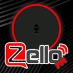Logo da emissora Zello Ceará FM