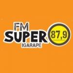 Logo da emissora Rádio FM Super Igarapé 87.9 FM