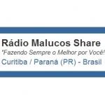 Logo da emissora Rádio Malucos Share