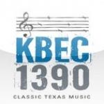 Logo da emissora KBEC 1390 AM