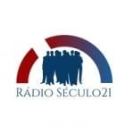 Logo da emissora Rádio Século 21