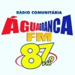 Logo da emissora Rádio Água Branca 87.9 FM